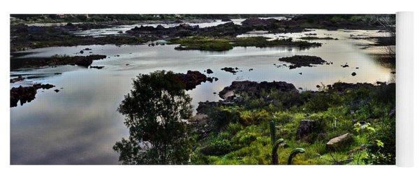 Sao Francisco River - Piranhas - Alagoas - Brazil Yoga Mat