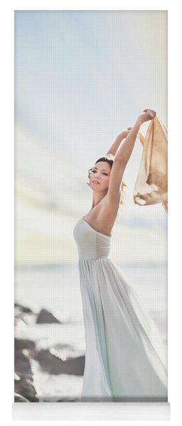 Rise And Shine Yoga Mat