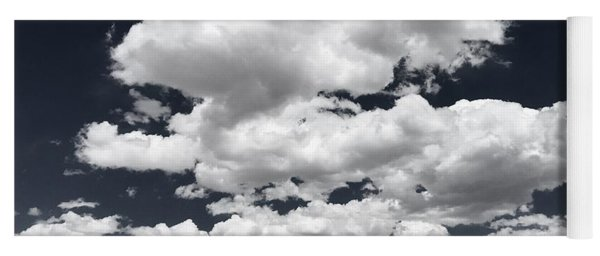 Rise Of The Clouds Yoga Mat