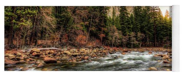 River Yoga Mat