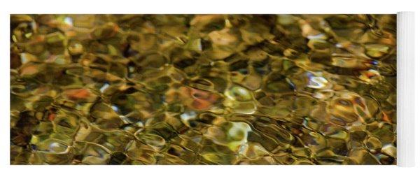 River Pebbles Yoga Mat