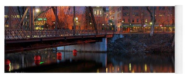 Riverplace Minneapolis Little Europe Yoga Mat