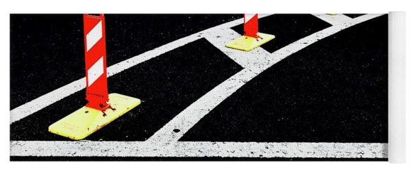 Road Marking #8160 Yoga Mat