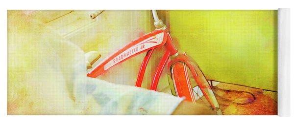 Roadmaster Jr. Bicycle Yoga Mat