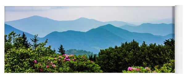 Roan Mountain Rhodos Yoga Mat