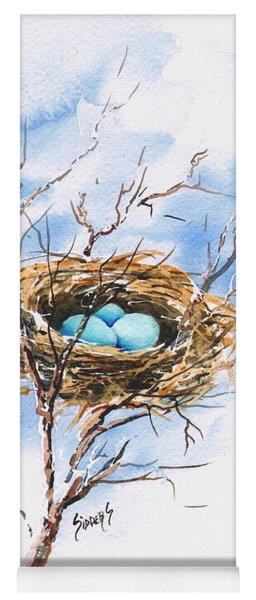 Robin's Nest Yoga Mat