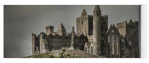 Rock Of Cashel Yoga Mat