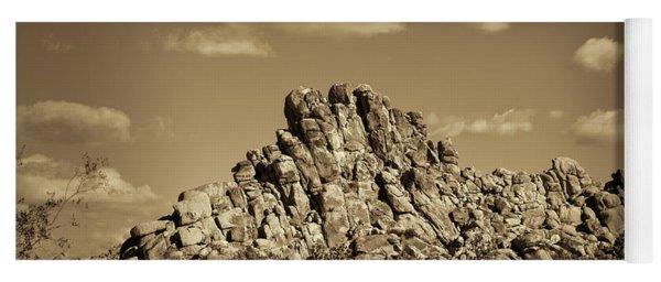 Rock Pile #3 Yoga Mat