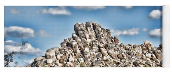 Rock Pile #4 Yoga Mat