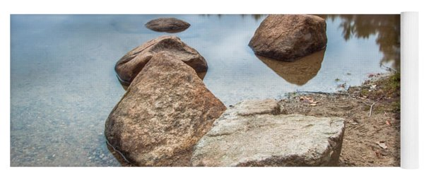 Rocks Yoga Mat