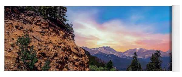 Rocky Mountain High Road Yoga Mat