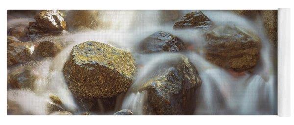 Rocky Water Yoga Mat