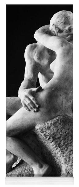 Rodin: The Kiss, 1886 Yoga Mat