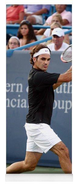 Roger Federer Yoga Mat