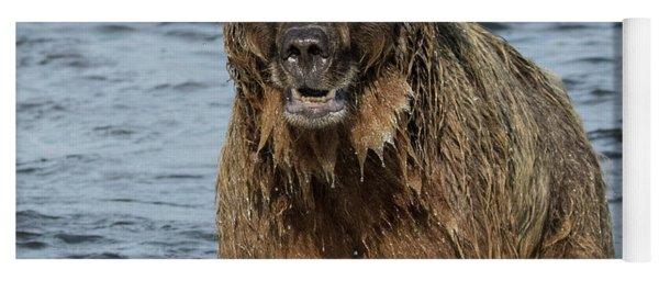 Rogue Bear  Yoga Mat