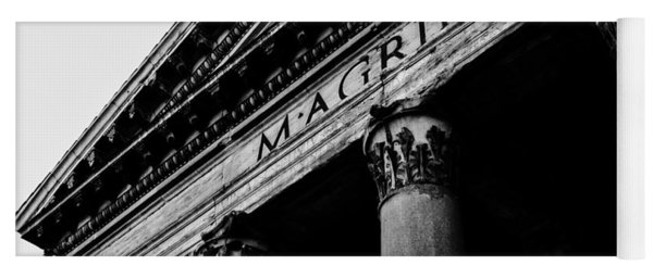 Rome - The Pantheon Yoga Mat