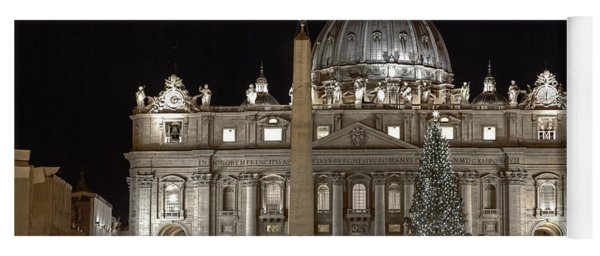 Rome Vatican Yoga Mat