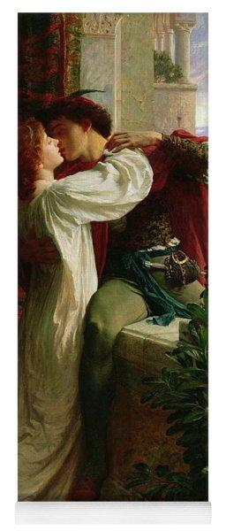 Romeo And Juliet Yoga Mat