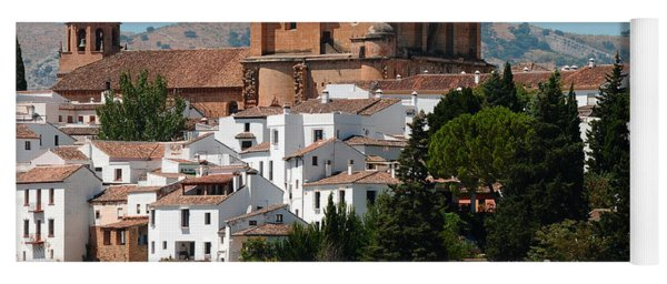 Ronda. Andalusia. Spain Yoga Mat