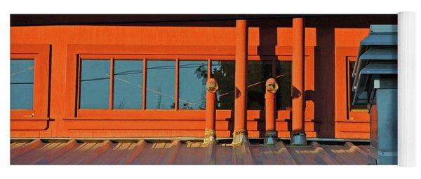 Roofline Geometry Yoga Mat