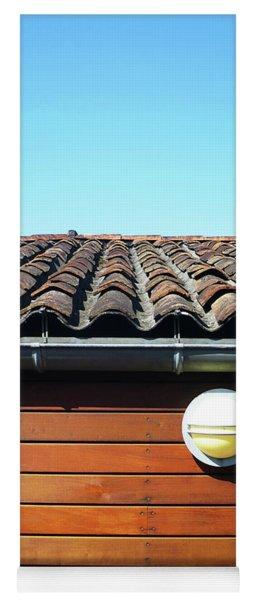 Roofline Ripples Yoga Mat