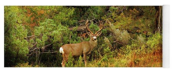 Roosevelt Deer Yoga Mat