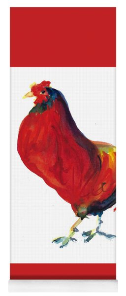 Rooster - Little Napoleon Yoga Mat