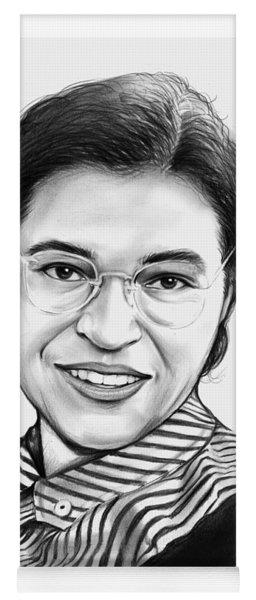Rosa Parks Yoga Mat