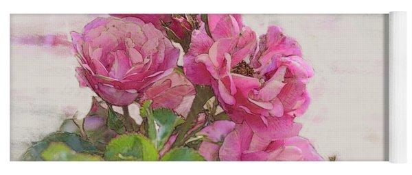Rose 2 Yoga Mat