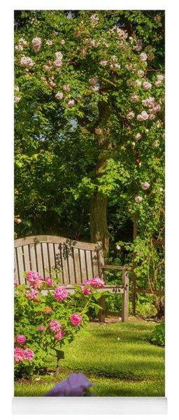 Rose Arbor Yoga Mat