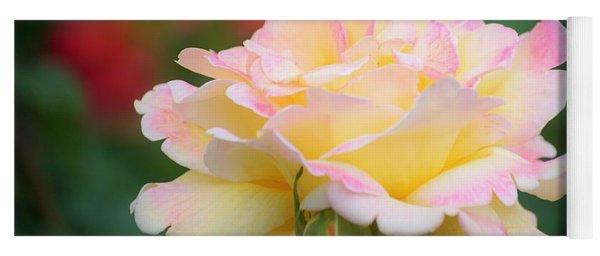Rose Beauty Yoga Mat