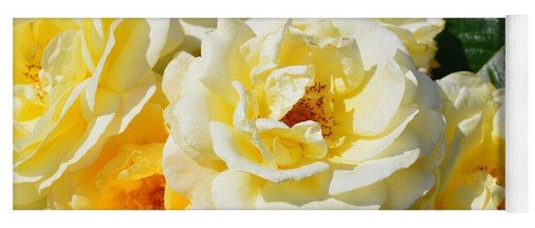 Rose Bush Yoga Mat