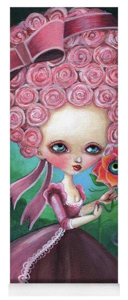 Rose Marie Antoinette Yoga Mat