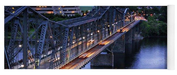 Royal Alexandra Interprovincial Bridge Yoga Mat