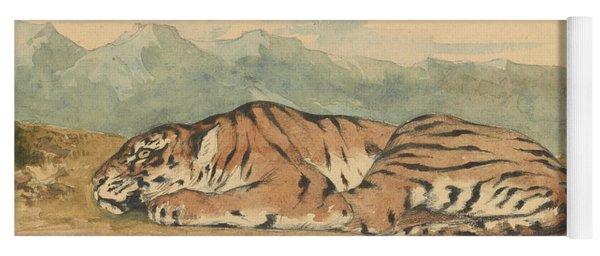 Royal Tiger Yoga Mat