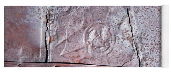 Rusted Tin Yoga Mat