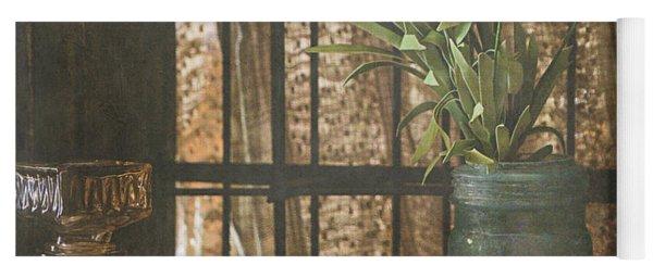 Rustic Still Life 1 Yoga Mat