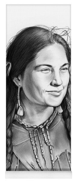Sacagawea Yoga Mat