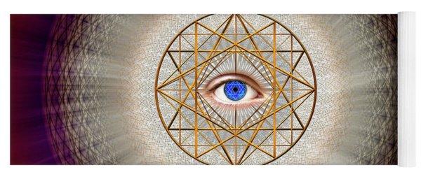 Sacred Geometry 688 Yoga Mat