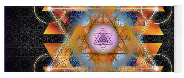 Sacred Geometry 701 Yoga Mat