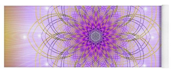 Sacred Geometry 721 Yoga Mat