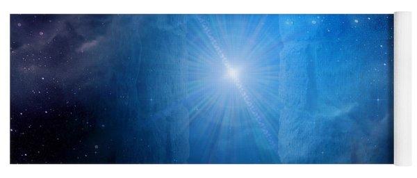 Sacred Realms Yoga Mat