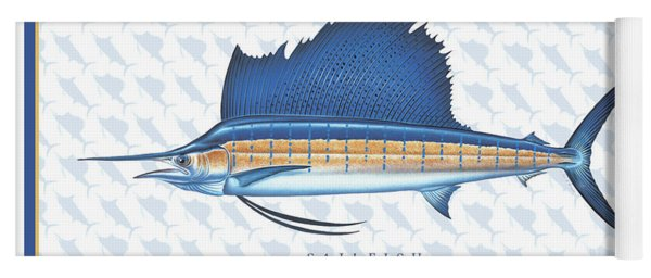 Sailfish Id Yoga Mat
