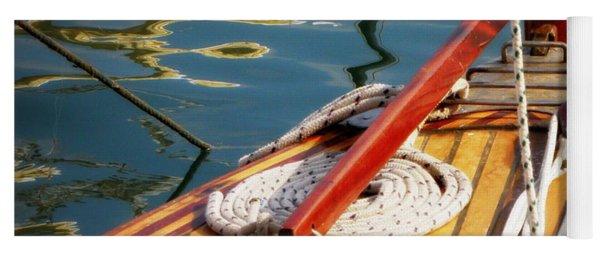 Sailing Dories 4 Yoga Mat