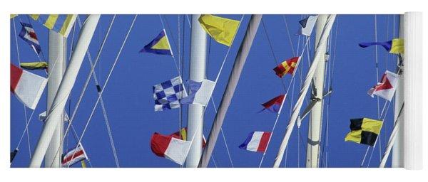 Sailing, General Yoga Mat