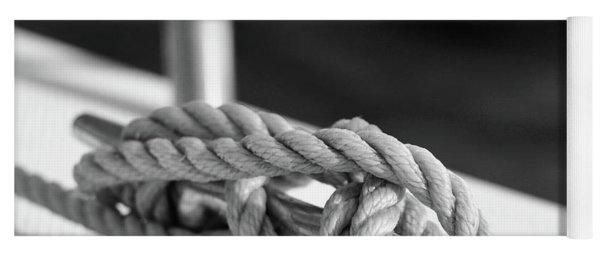 Sailor's Knot Square Yoga Mat