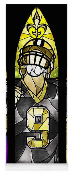 Saint Brees Yoga Mat