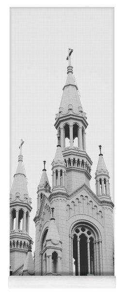 Saints Peter And Paul Church 1- By Linda Woods Yoga Mat