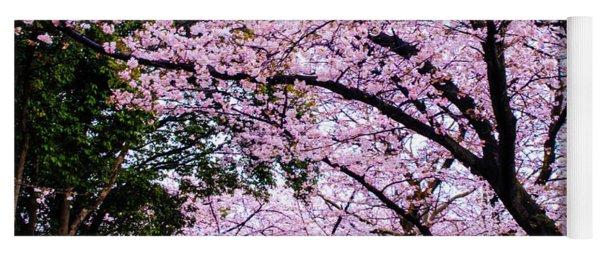 Sakura Yoga Mat