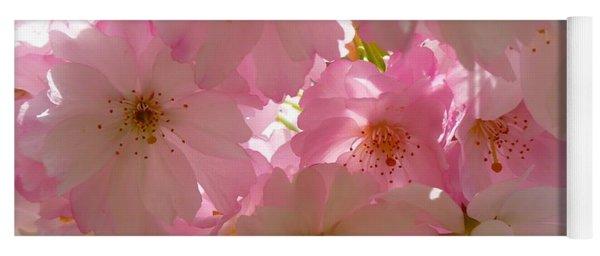 Sakura - Japanese Cherry Blossom Yoga Mat